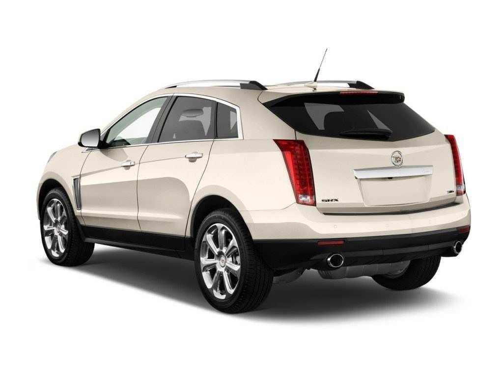 55 A 2019 Cadillac SRXSpy Photos Review And Release Date