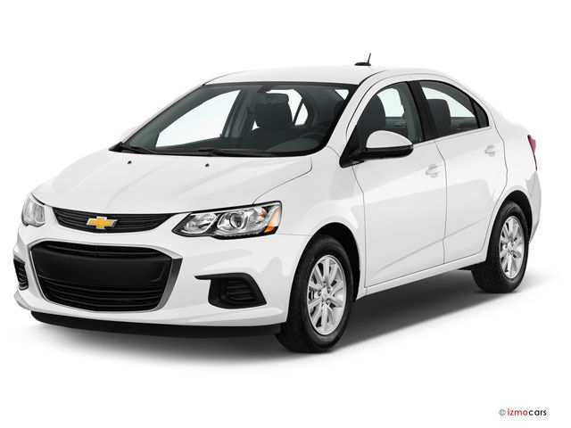 55 A 2019 Chevy Sonic Specs