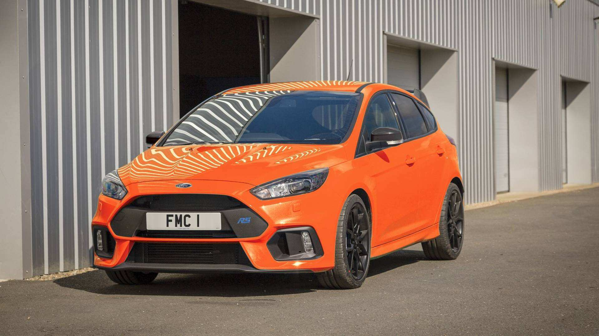 55 A 2019 Ford Focus Rs St Research New