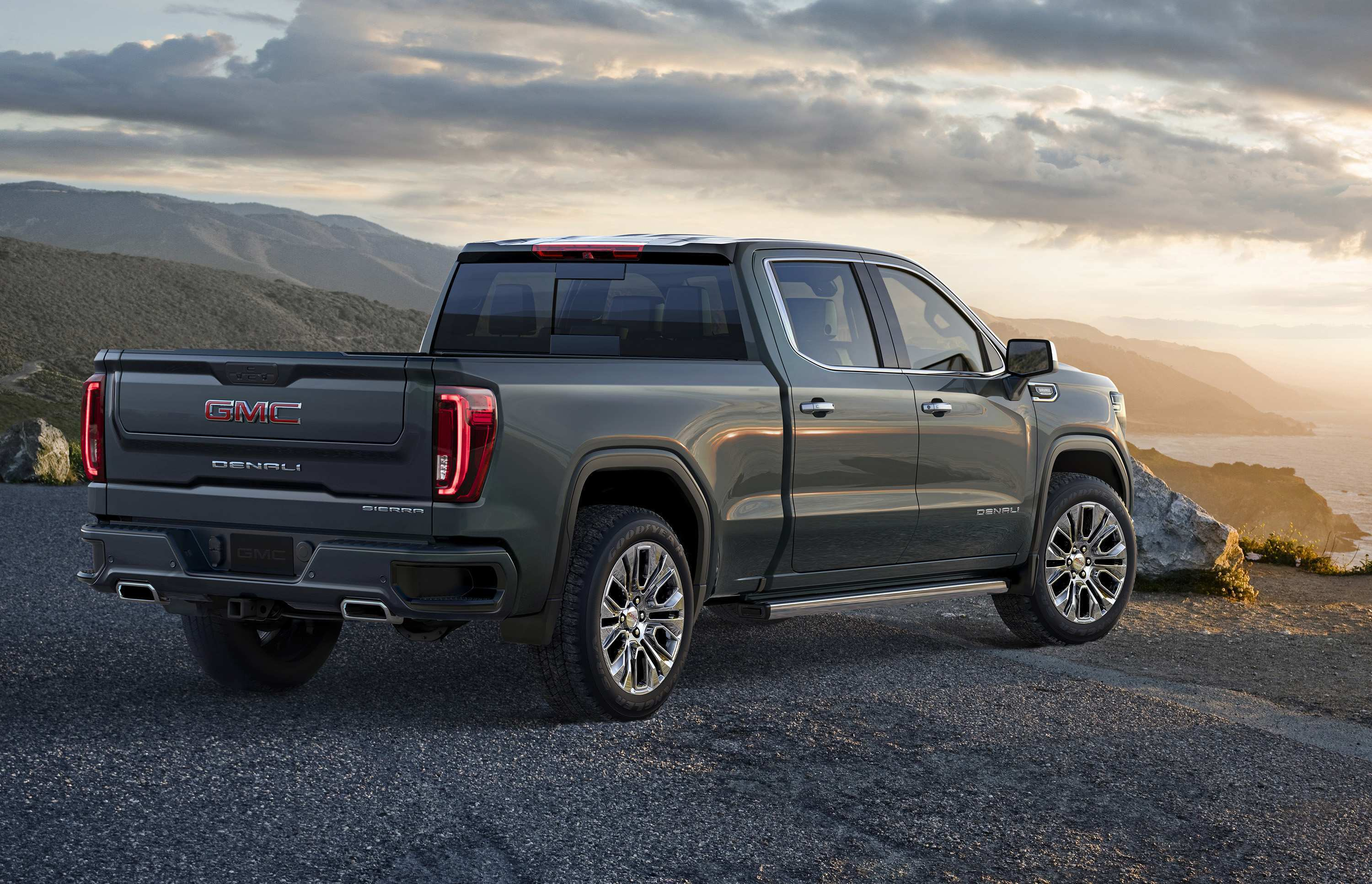 55 A 2019 GMC Sierra 1500 Diesel Exterior And Interior