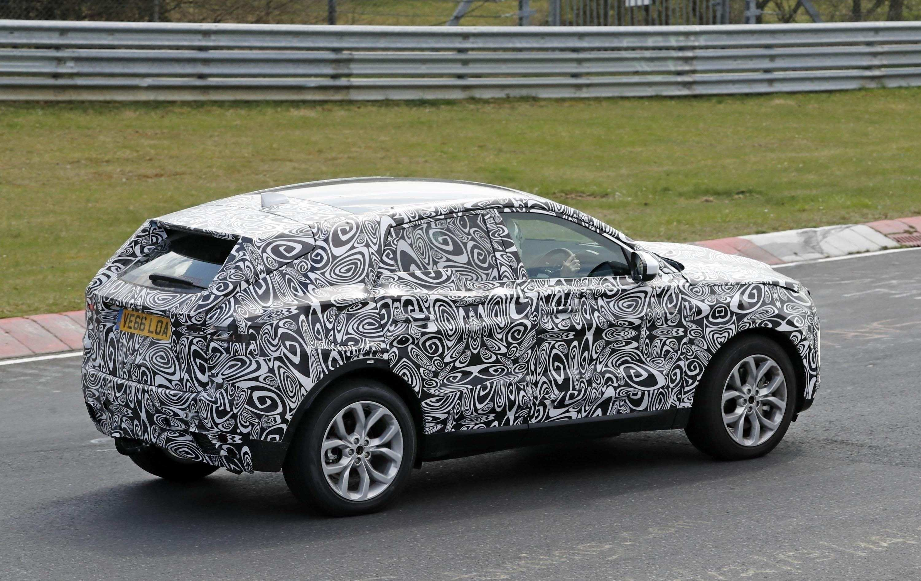 55 A 2019 Jaguar Xq Crossover Exterior And Interior