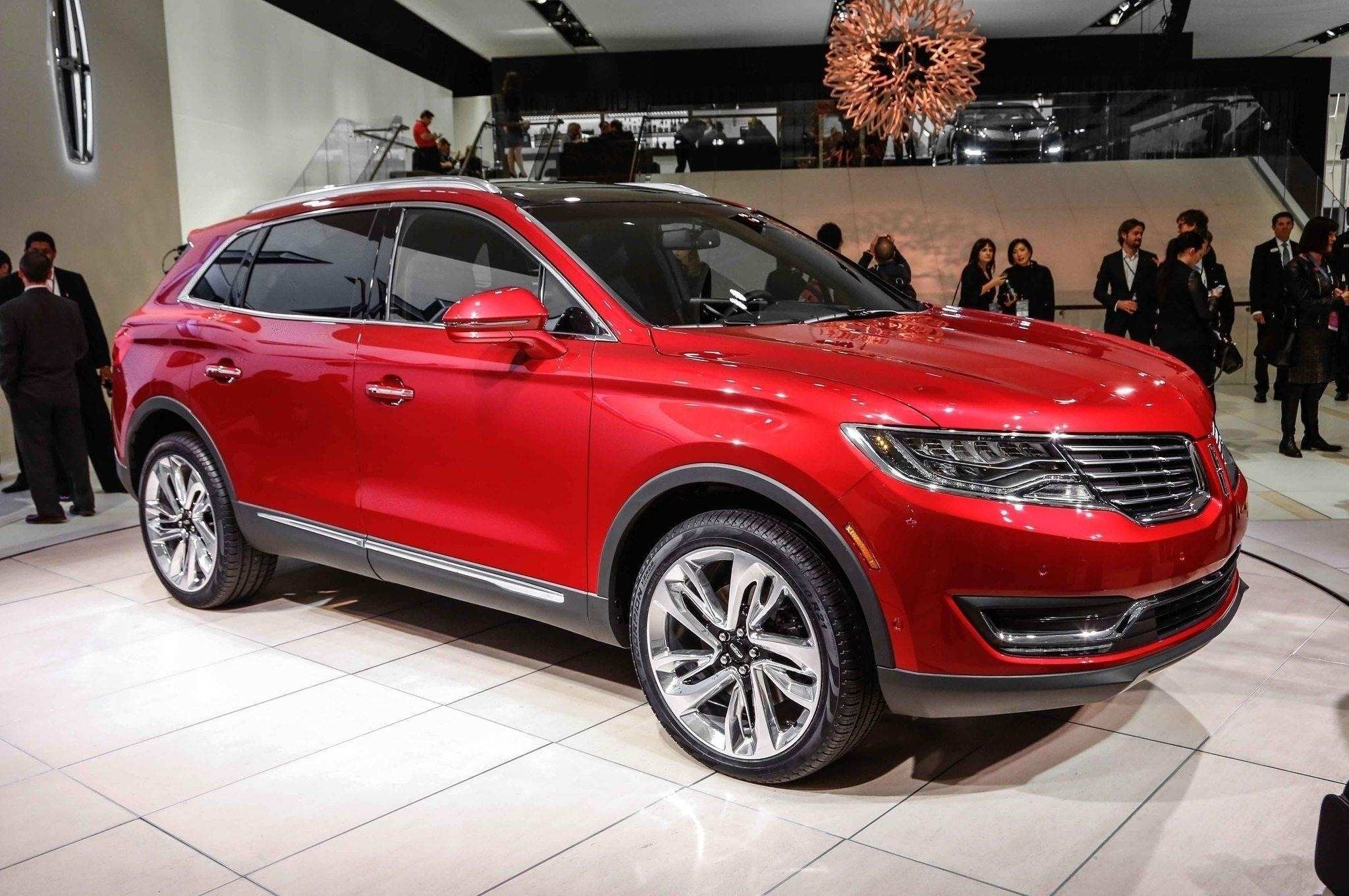 55 A 2019 Lincoln Mkx At Beijing Motor Show New Review