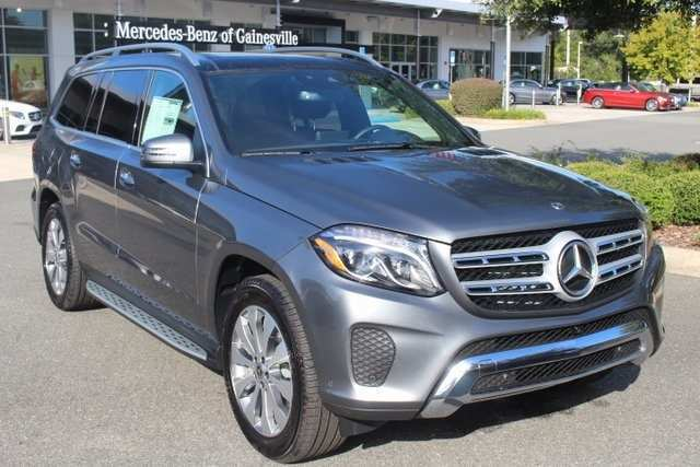 55 A 2019 Mercedes Gl Class Exterior And Interior