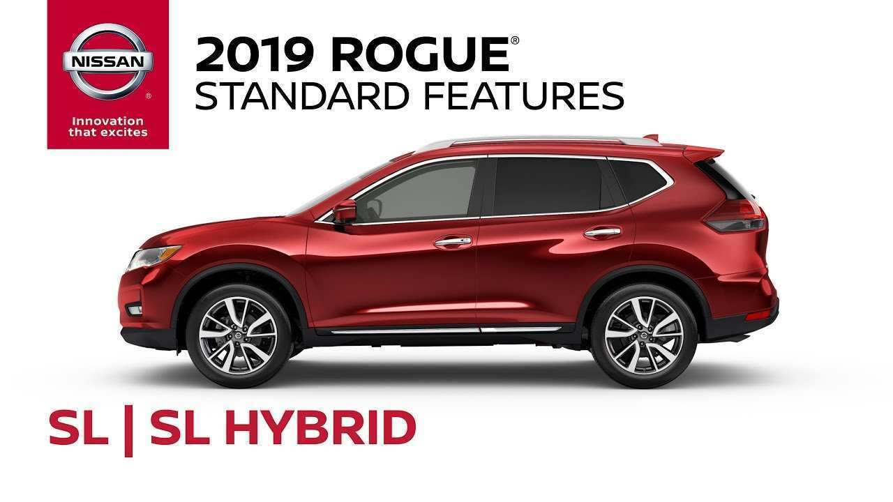 55 A 2019 Nissan Rogue Hybrid Redesign And Review