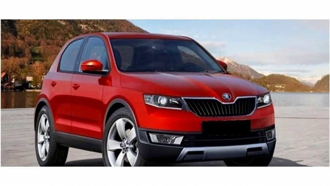 55 A 2019 Skoda Snowman Full Preview Concept And Review