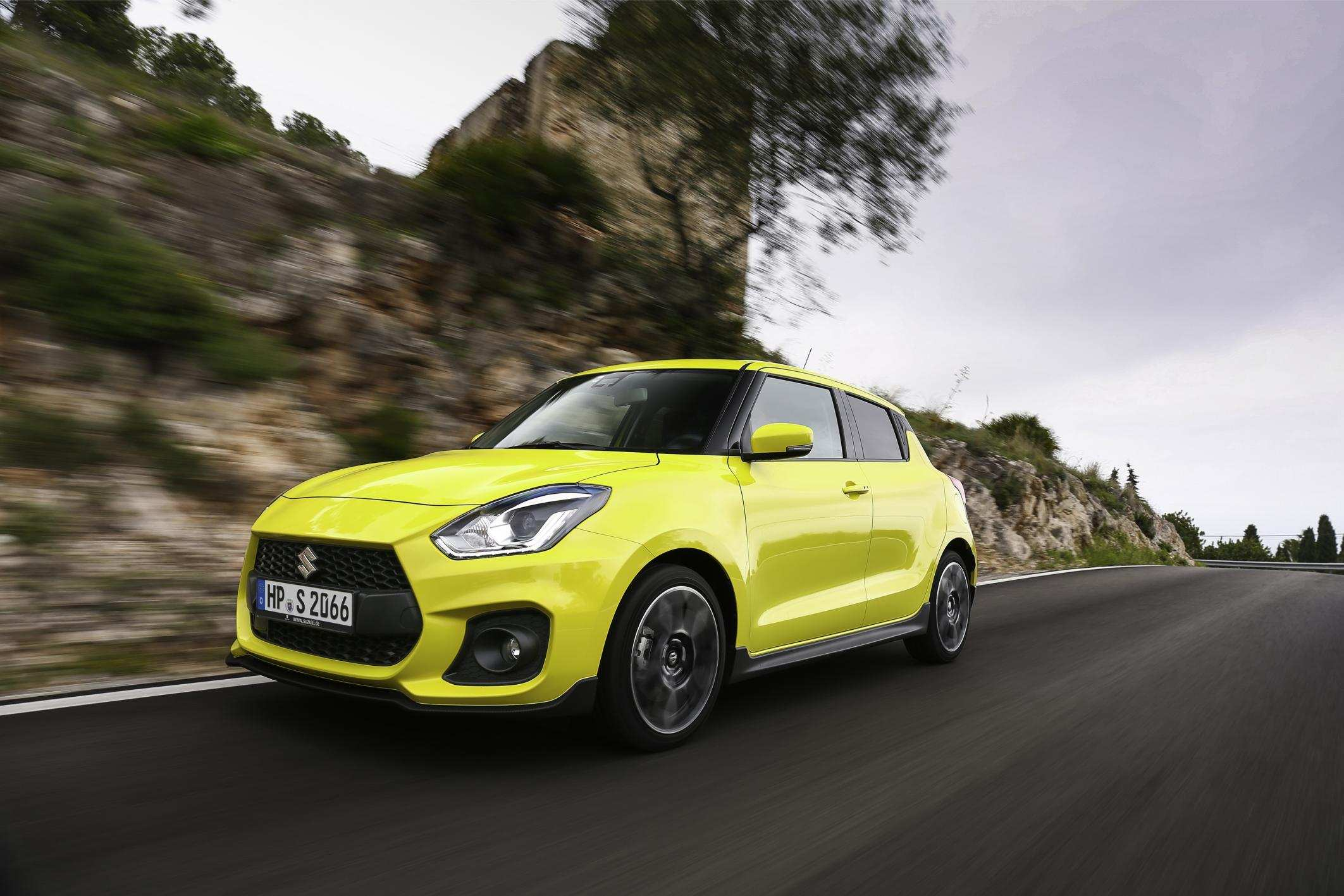 55 A 2019 Suzuki Swift Prices
