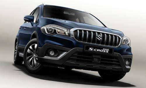 55 A 2019 Suzuki Sx4 Concept And Review
