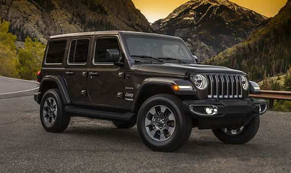 55 A 2019 The Jeep Wrangler New Model And Performance