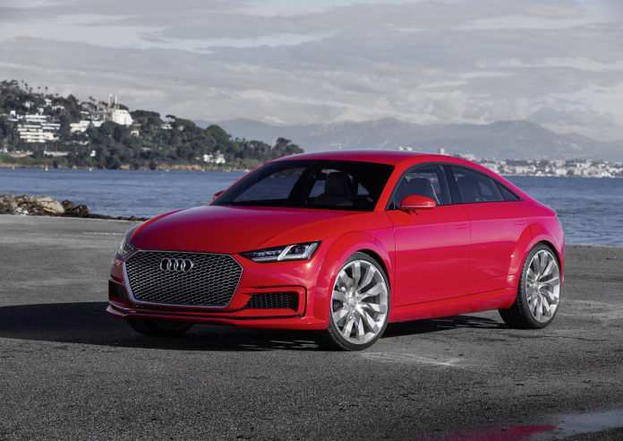 55 A 2020 Audi TTS New Review