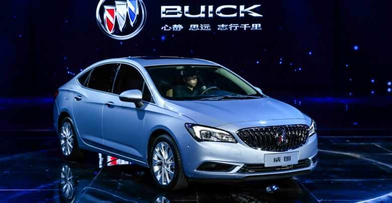 55 A 2020 Buick Verano Review And Release Date