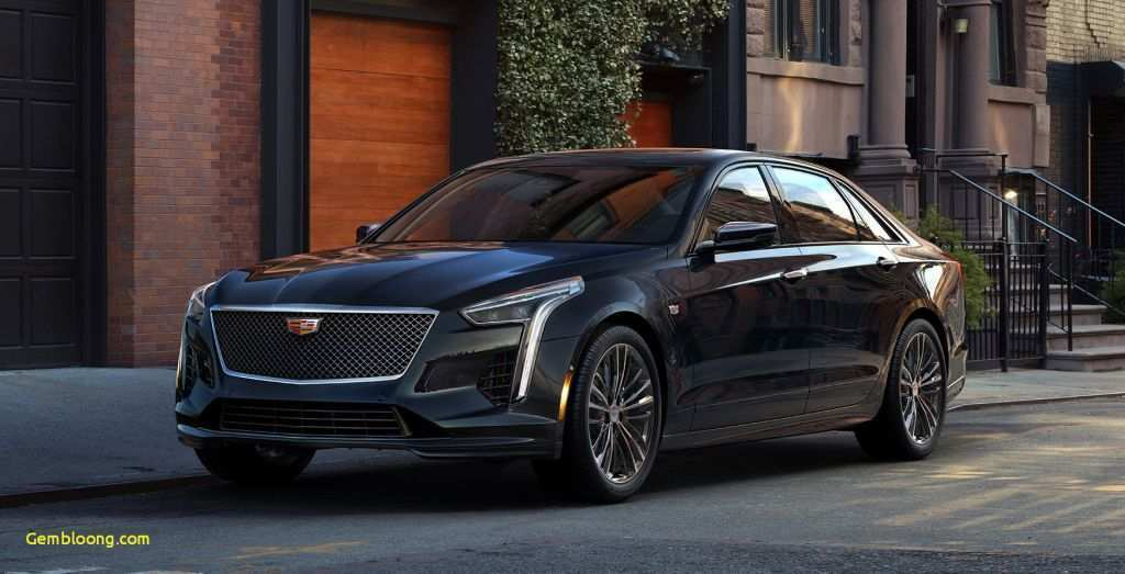 55 A 2020 Cadillac LTS Exterior And Interior