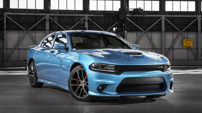 55 A 2020 Dodge Charger Speed Test