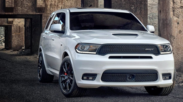 55 A 2020 Dodge Durango Interior Redesign And Concept