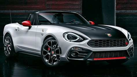 55 A 2020 Fiat Spider Picture