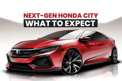 55 A 2020 Honda City Performance
