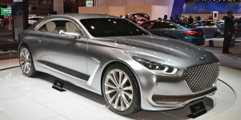 55 A 2020 Hyundai Genesis Exterior And Interior