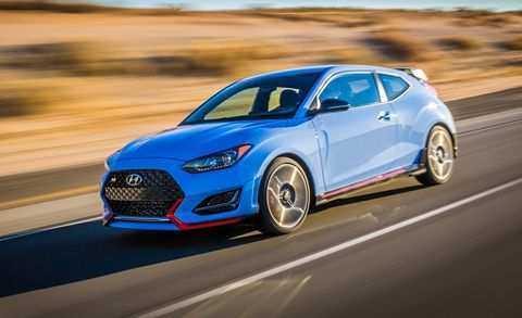 55 A 2020 Hyundai Veloster Turbo Specs And Review
