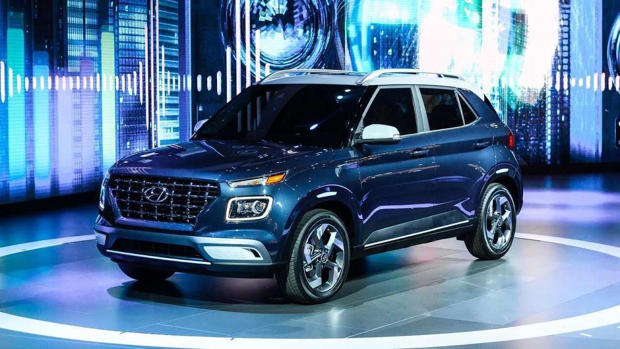 55 A 2020 Hyundai Venue Youtube Performance And New Engine