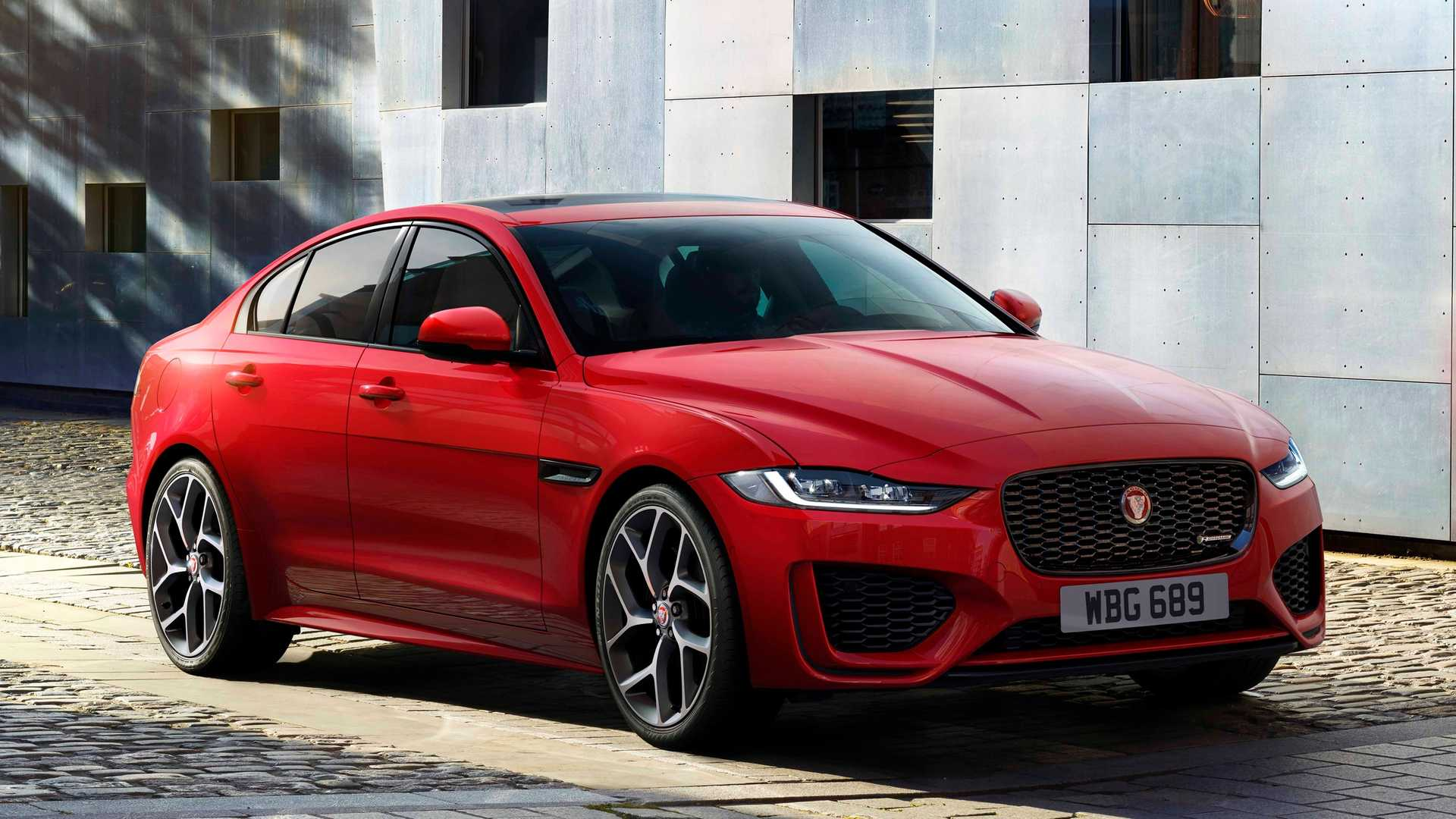 55 A 2020 Jaguar Xe Build Overview