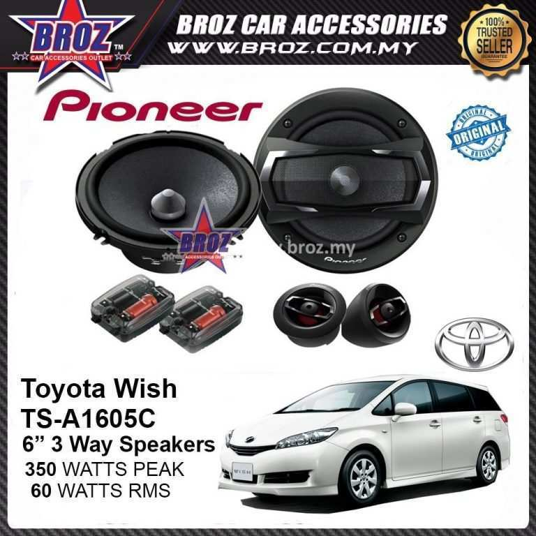 55 A 2020 New Toyota Wish Overview