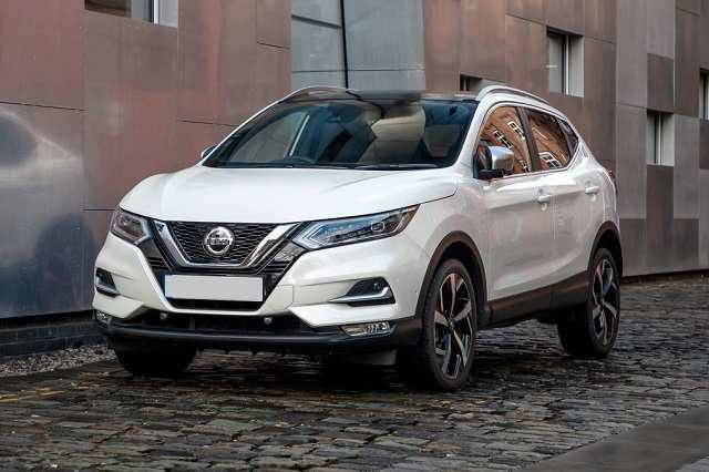 55 A 2020 Nissan Configurations