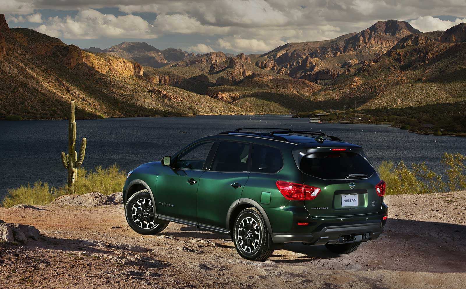 55 A 2020 Nissan Pathfinder Review And Release Date