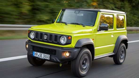 55 A 2020 Suzuki Jimny Price And Review