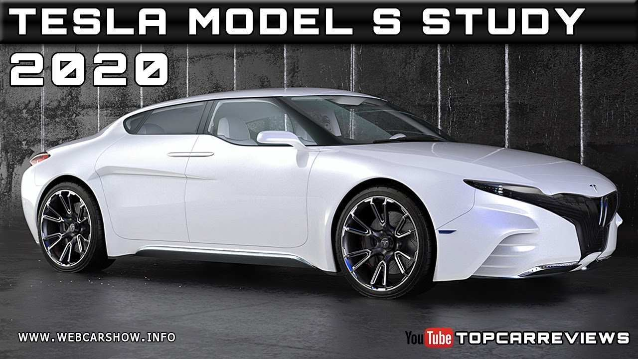 55 A 2020 Tesla Model S Redesign And Concept