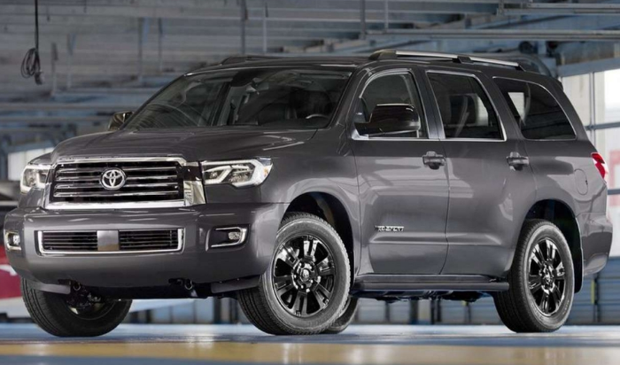55 A 2020 Toyota Sequoias Price And Review