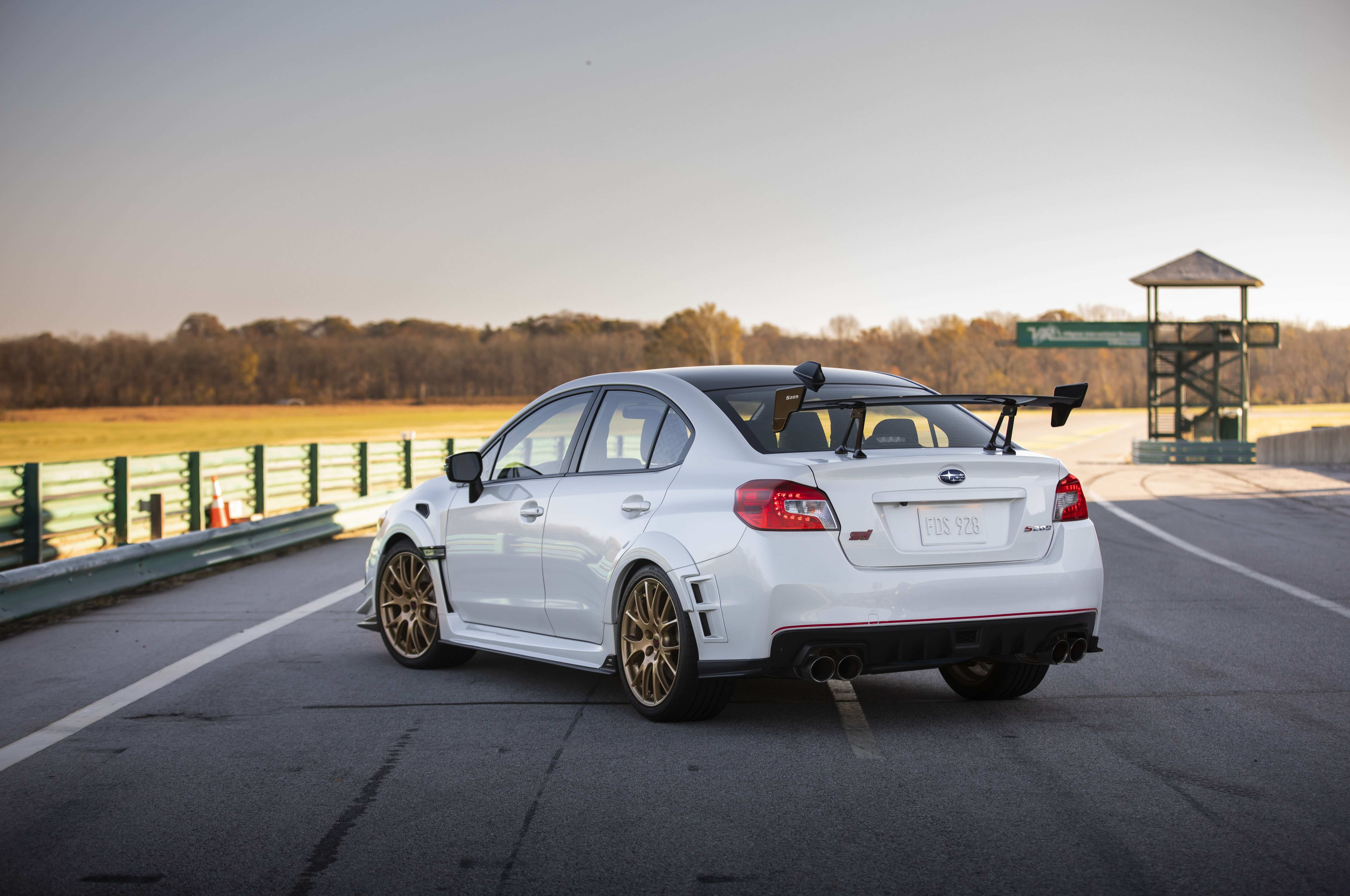 55 A 2020 Wrx Sti Hyperblue Price And Review