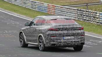 55 A BMW X62020 Performance And New Engine