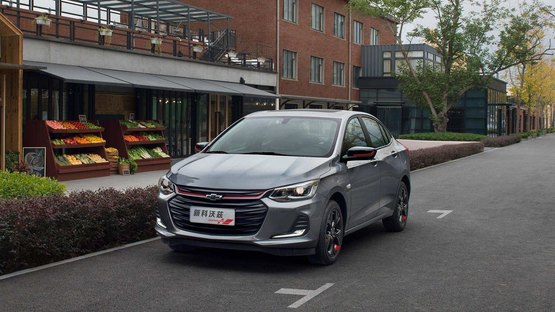 55 A Chevrolet Prisma 2020 China Redesign