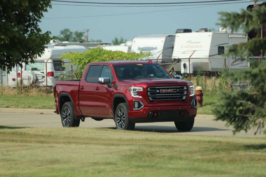 55 A GMC Pickup 2020 Review And Release Date