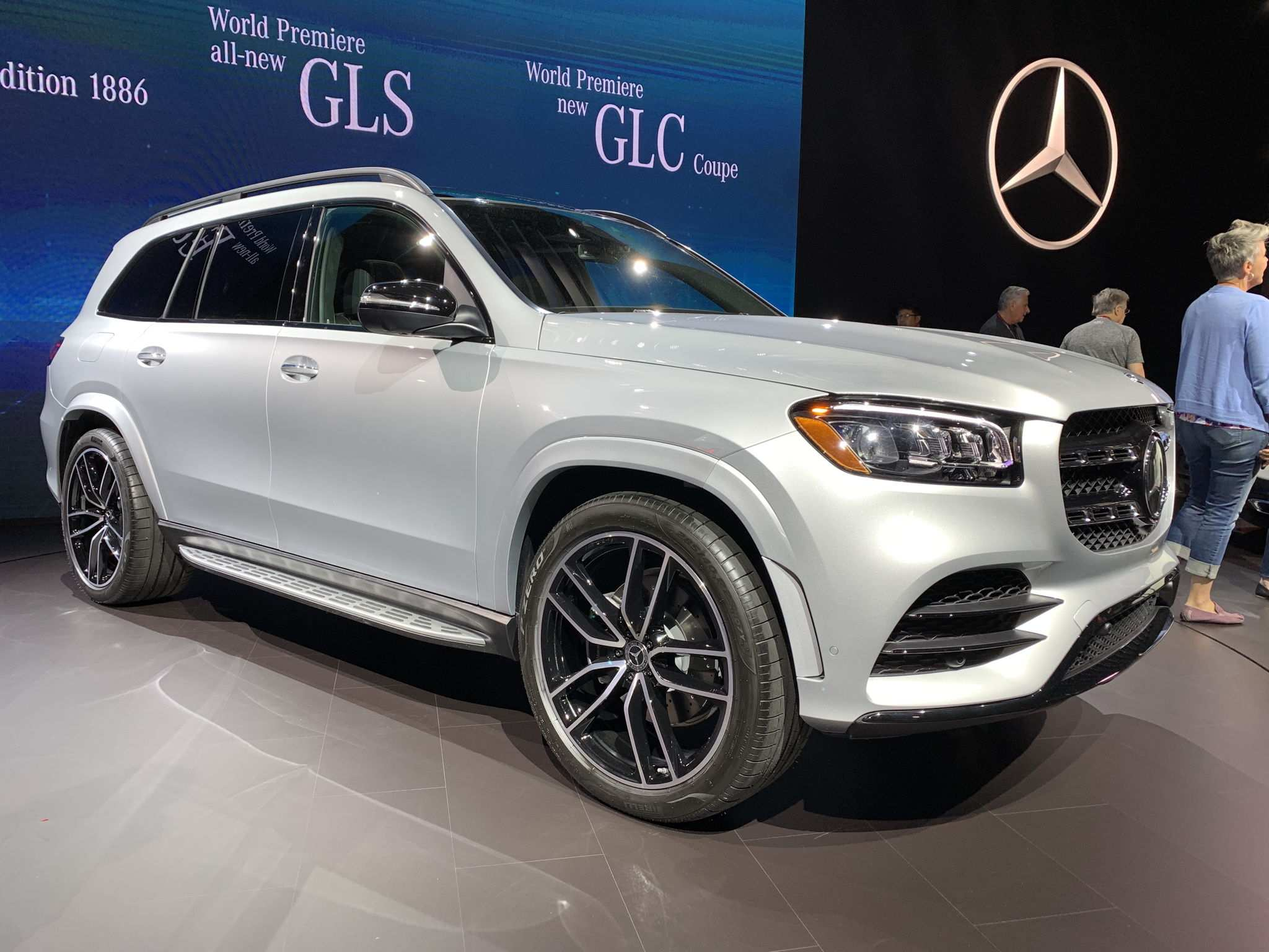 55 A Gls Mercedes 2019 Redesign And Concept