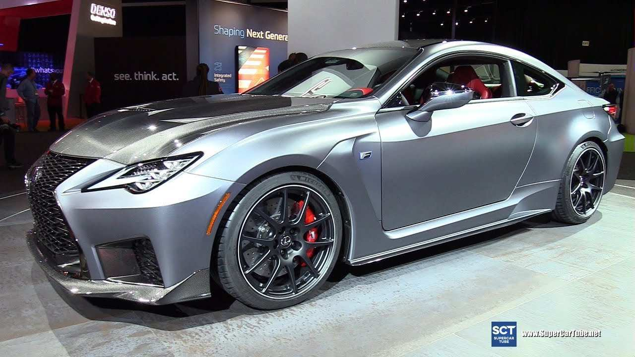 55 A Lexus Rcf 2019 New Model And Performance