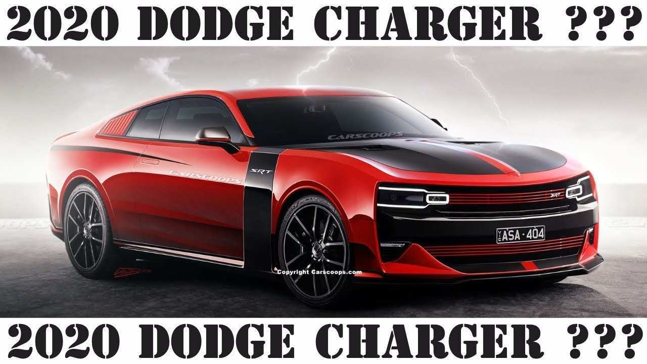 55 A New Dodge Challenger 2020 Picture