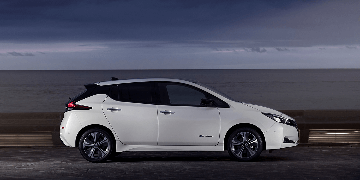 55 A Nissan Leaf 2019 60 Kwh Review