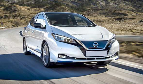 55 A Nissan Leaf 2020 Uk Specs And Review