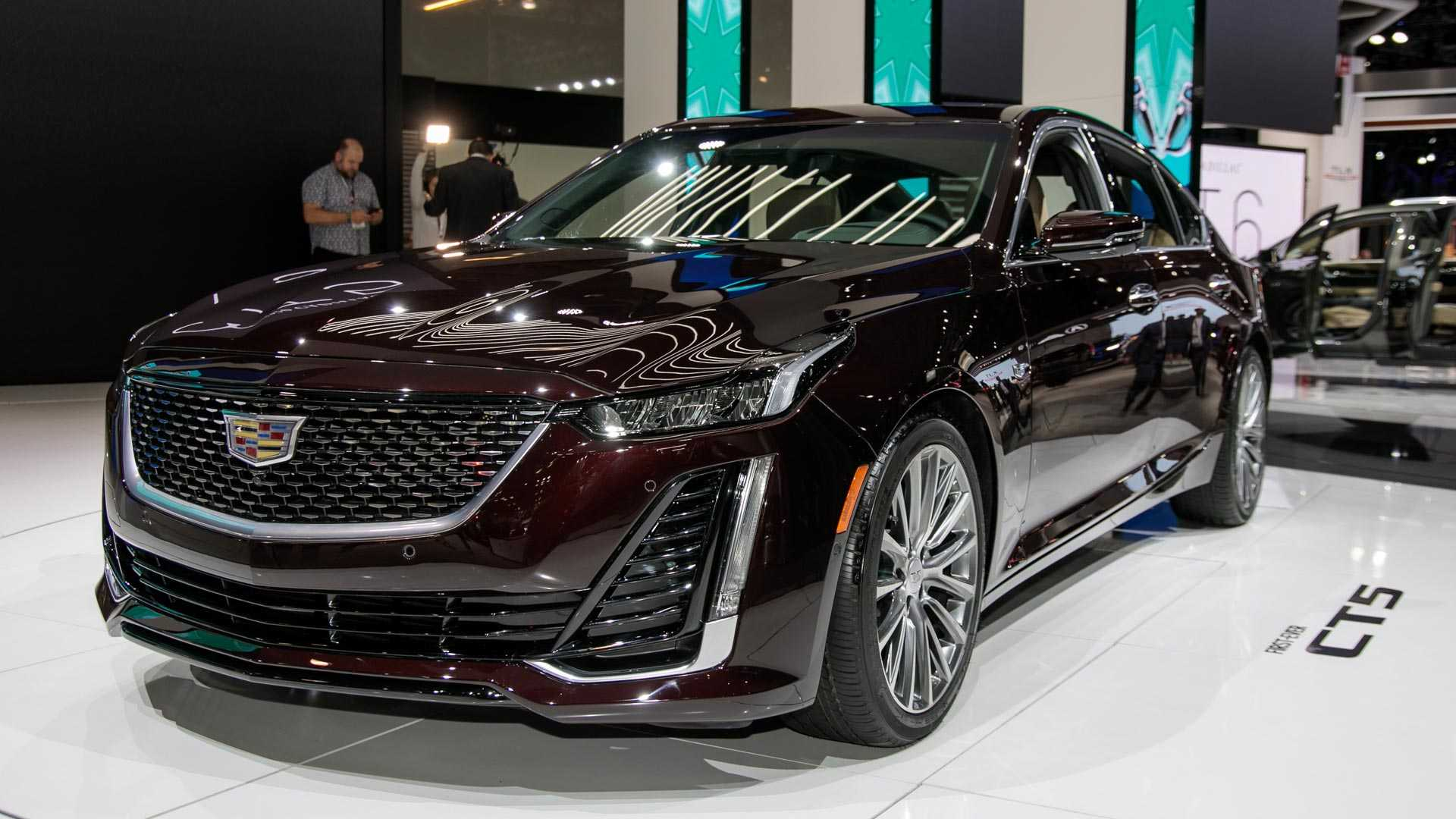 55 A Photos Of 2020 Cadillac Ct5 Redesign And Review