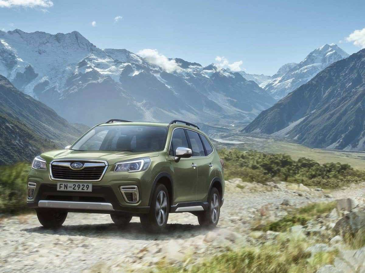 55 A Subaru Forester 2019 Gas Mileage Pricing