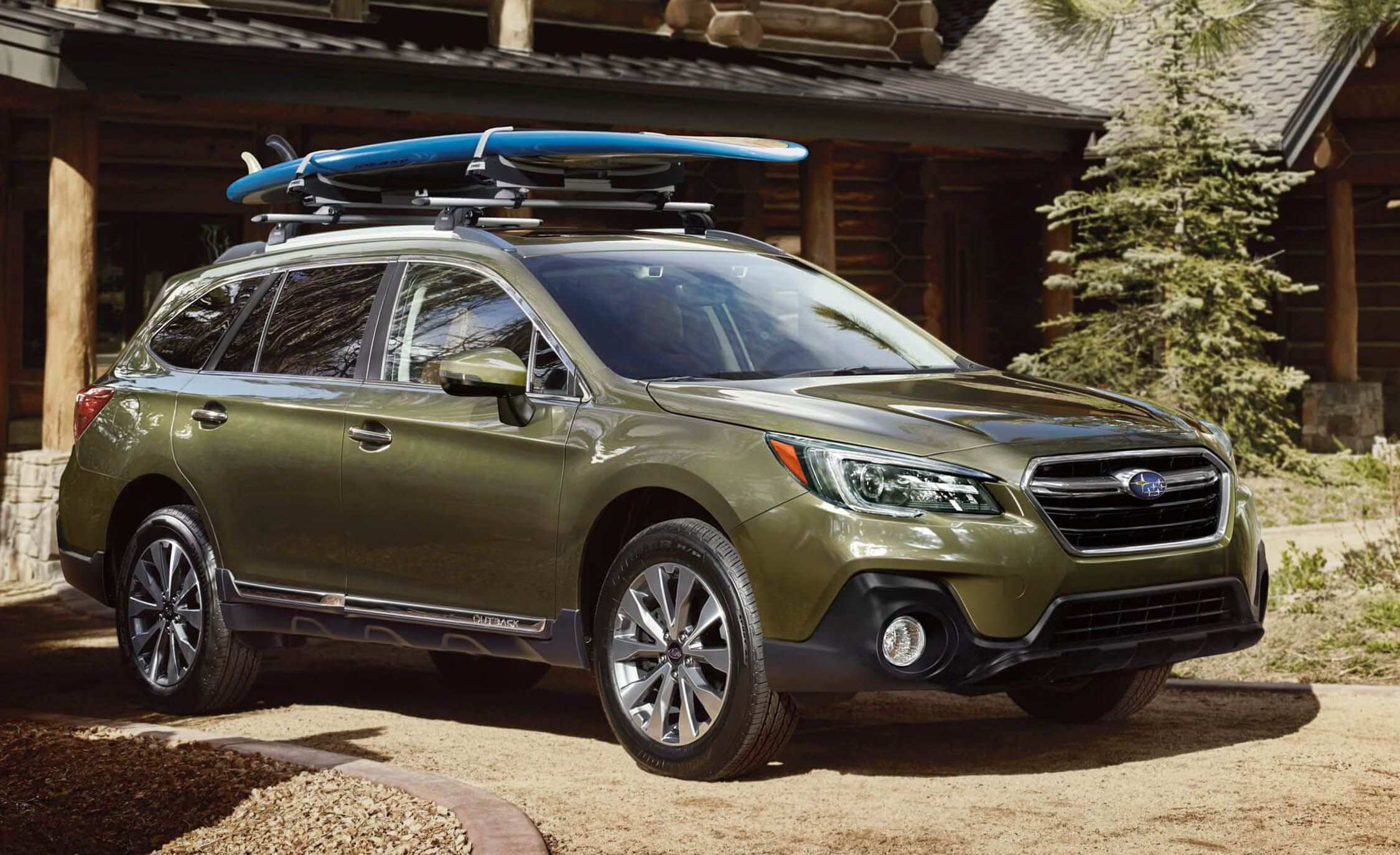 55 A Subaru Outback 2020 Release Picture