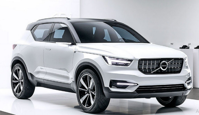55 A Volvo Xc90 Hybrid 2020 Spy Shoot