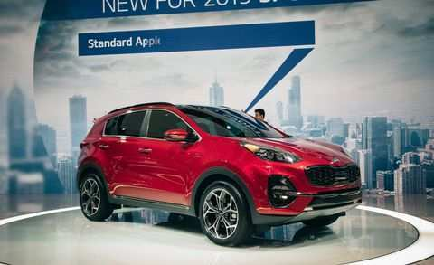 55 A When Does The 2020 Kia Sportage Come Out Rumors
