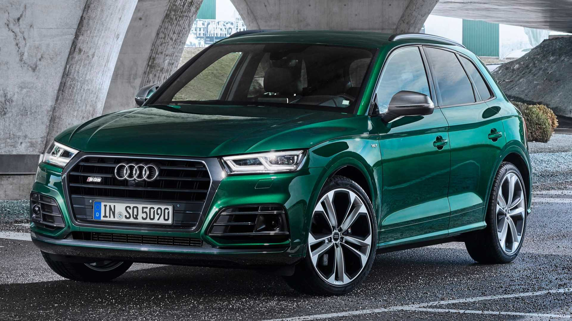 55 All New 2019 Audi Sq5 Specs And Review