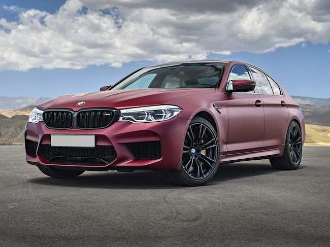 55 All New 2019 BMW M5 Research New