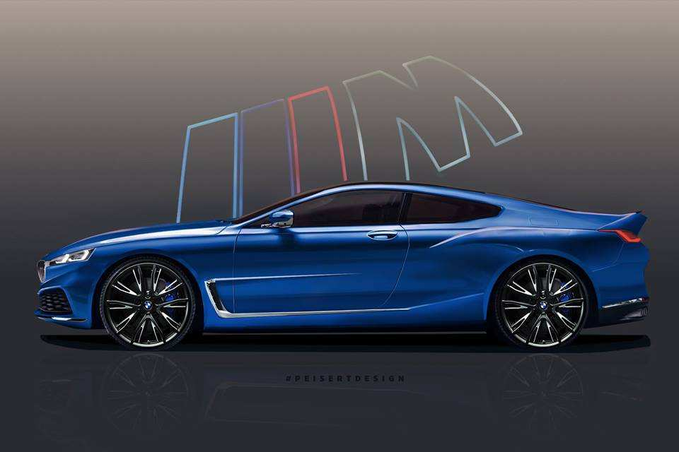 55 All New 2019 BMW M8 Concept