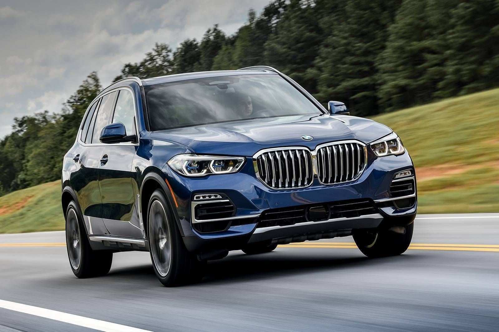 55 All New 2019 Bmw Terrain Interior Redesign And Review