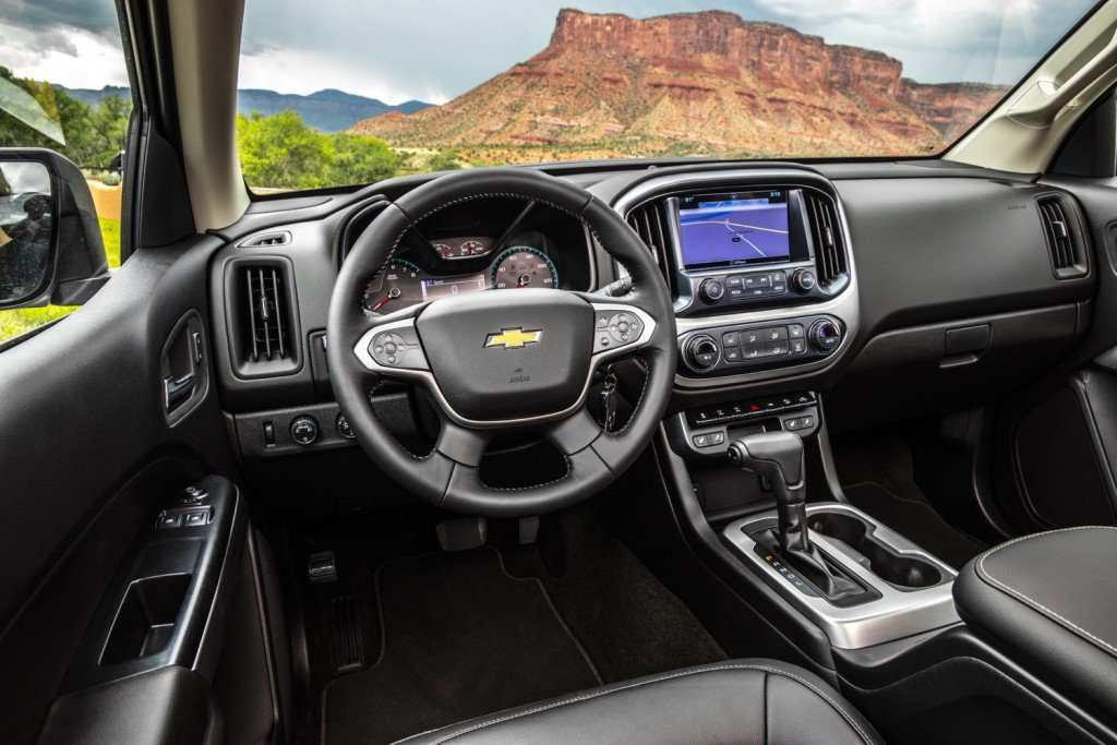 55 All New 2019 Chevrolet Colorado Model