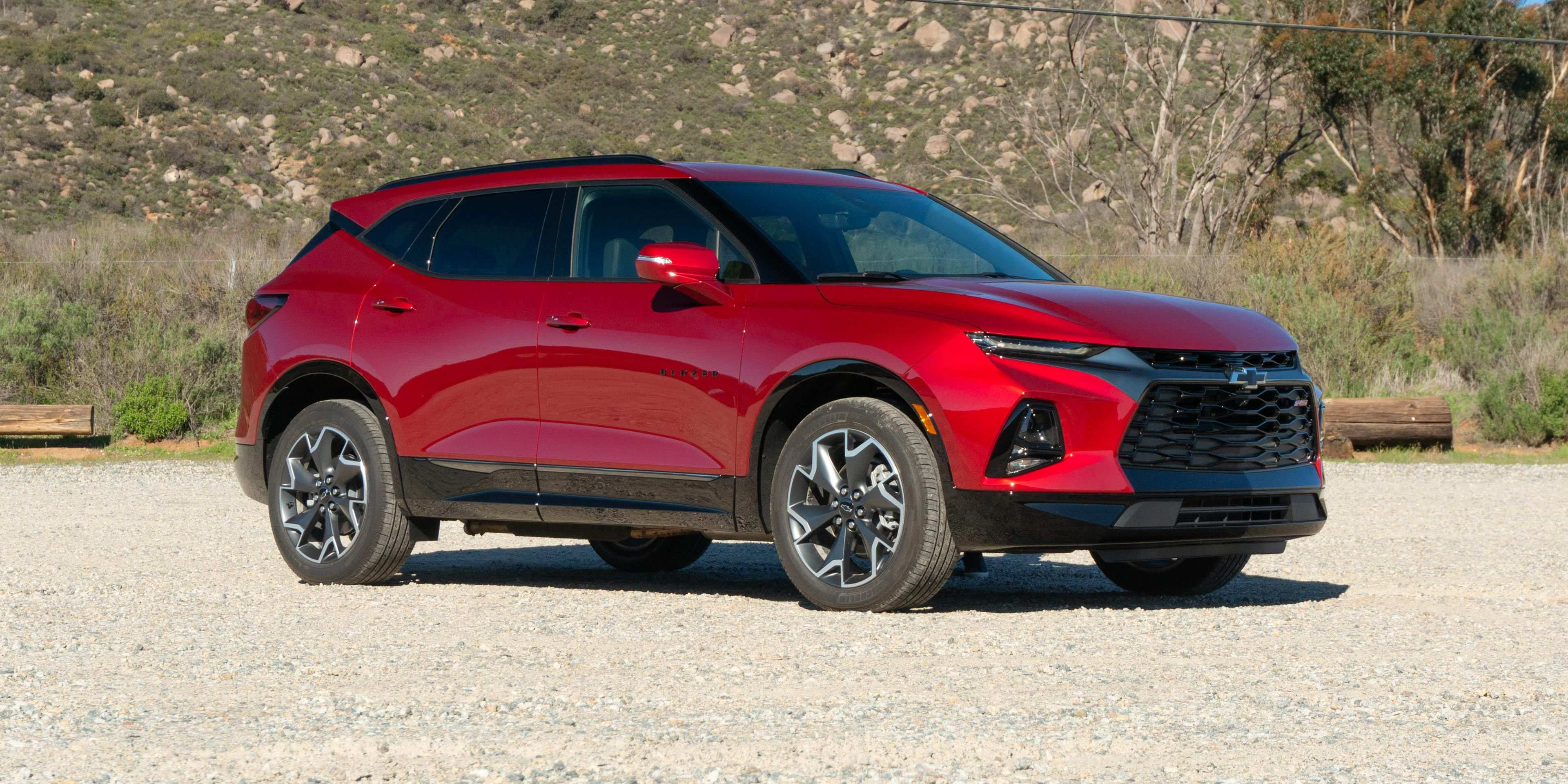 55 All New 2019 Chevy Blazer New Model And Performance