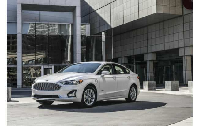 55 All New 2019 Ford Mondeo Pictures